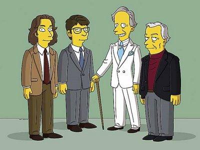 Simpsonsauthors